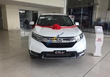 Bán xe Honda CR V L đời 2018, màu trắng, nhập khẩu