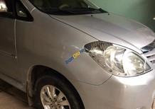 Cần bán gấp Toyota Innova G 2010, màu bạc còn mới, 393 triệu