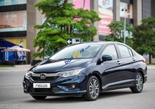 Bán xe Honda City TOP màu xanh đậm, SX 2018, xe giao ngay trước tết, gọi ngay 0941.000.166