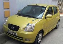 Bán ô tô Kia Picanto đời 2007, màu vàng, xe nhập khẩu