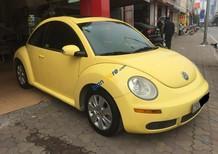 Bán Volkswagen Beetle đời 2007, màu vàng, nhập khẩu