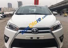 Bán Toyota Yaris AT đời 2017, màu trắng chính chủ giá cạnh tranh