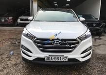 Cần bán gấp Hyundai Tucson 2.0 AT đời 2016, màu trắng, nhập khẩu Hàn Quốc