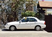 Bán Daewoo Lanos SX đời 2005, màu trắng xe gia đình