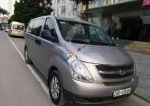 Bán Hyundai Grand Starex Van 2.4 MT đời 2013, màu bạc, xe nhập chính chủ, giá tốt