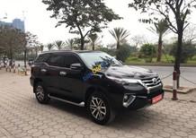 Bán ô tô Toyota Fortuner 2.7V 4x4 AT đời 2016, màu đen, xe nhập như mới