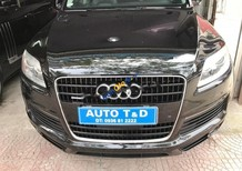 Cần bán xe Audi Q7 3.6 AT 2008, màu đen, nhập khẩu nguyên chiếc ít sử dụng