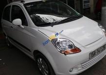 Bán Chevrolet Spark LT 0.8 MT đời 2011, màu trắng chính chủ