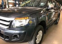 Xe Ford Ranger XLS 2.2L 4x2 MT đời 2012, màu xanh lam, xe nhập