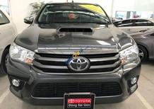 Cần bán Toyota Hilux E đời 2016, màu xám (ghi), nhập khẩu nguyên chiếc