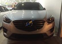 Bán Mazda CX 5 2.0 đời 2016, màu bạc như mới
