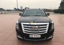 Bán Cadillac Escalade ESV Platinium đời 2016, màu đen, nhập khẩu nguyên chiếc