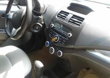 Bán Chevrolet Spark LTZ đời 2015, màu xanh ngọc, giá tốt