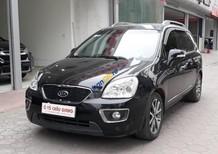 Cần bán xe Kia Carens S SX 2.0 AT đời 2014, màu đen