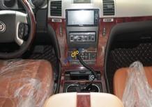 Bán xe Cadillac Escalade 6.2 V8 2009, màu đen, nhập khẩu nguyên chiếc