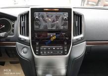 Bán xe Toyota Land Cruiser VX 4.6 V8 đời 2017, màu đen, nhập khẩu nguyên chiếc