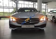 Bán xe Mercedes E250 AMG đời 2018, màu bạc