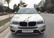 Cần bán lại xe BMW X3 đời 2014 màu vàng, giá chỉ 1 tỷ 390 triệu nhập khẩu