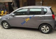 Bán Daewoo GentraX AT 2009, màu xám, xe nhập