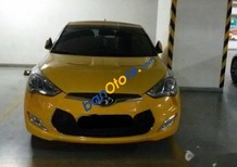 Bán xe Hyundai Veloster đời 2012, màu vàng, nhập khẩu