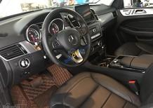 Bán xe Mercedes-Benz GLE-Class sản xuất 2016 màu đen, giá tốt, xe nhập