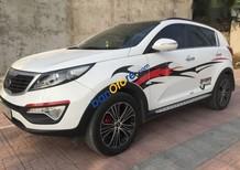 Bán xe Kia Sportage Limited 2011, màu trắng, nhập khẩu, giá chỉ 715 triệu