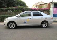 Bán xe Toyota Vios 1.5MT đời 2010, màu bạc giá cạnh tranh