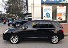 Bán Kia Carens SX AT 2013, màu đen
