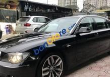 Cần bán gấp BMW 7 Series 3.0 AT đời 2007, nhập khẩu nguyên chiếc, 768 triệu