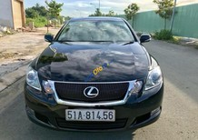 Cần bán lại xe Lexus GS 350 đời 2010, màu đen, nhập khẩu