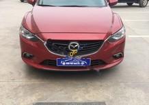Cần bán gấp Mazda 6 2.0 AT đời 2015, màu đỏ