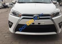 Cần bán gấp Toyota Yaris 1.5 AT đời 2016, màu trắng