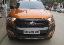 Cần bán xe Ford Ranger Wildtrak 3.2L 4x4 AT đời 2017, nhập khẩu nguyên chiếc