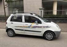 Cần bán gấp Daewoo Matiz SE đời 2007, màu trắng chính chủ, 92tr