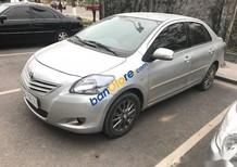 Bán xe Toyota Vios E đời 2013, màu bạc