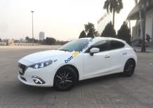 Cần bán lại xe Mazda 3 đời 2015, màu trắng, giá 630tr