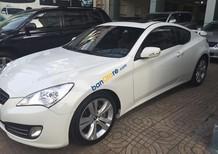 Bán Hyundai Genesis Coupe 2.0T AT đời 2011, màu trắng, nhập khẩu hàn quốc chính chủ, giá 610tr
