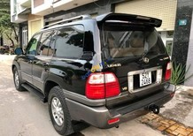 Bán Lexus LX 470 đời 2005, màu đen, nhập khẩu, 940tr