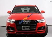 Bán ô tô Audi Q3 Plus sản xuất 2017, màu đỏ, nhập khẩu nguyên chiếc