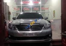 Cần bán lại xe Toyota Fortuner AT đời 2012, 700tr