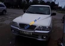 Bán xe Ssangyong Musso 2000, màu trắng, nhập khẩu