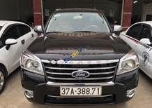 Bán ô tô Ford Everest sản xuất 2009, màu đen, số tự động, 525tr