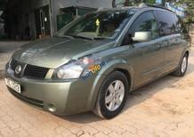 Cần bán gấp Nissan Quest SL 3.5 V6 sản xuất năm 2006, màu xanh lam, xe nhập số tự động giá cạnh tranh