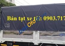 Bạt xe tải, bán bạt xe tải, cần mua bạt xe tải chất lượng, giá bạt xe tải 3 mảnh