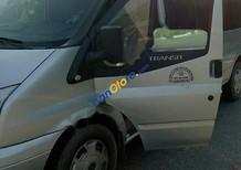 Bán xe Ford Transit 2.4L sản xuất 2013, màu bạc