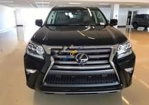 Bán Lexus GX 460 Luxury năm 2018, màu đen, xe nhập