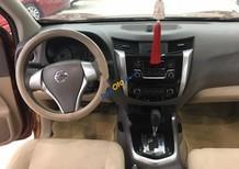 Bán Nissan Navara đời 2016, màu nâu, xe nhập