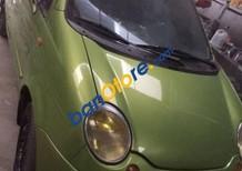 Bán xe Daewoo Matiz SE sản xuất năm 2007, màu xanh cốm