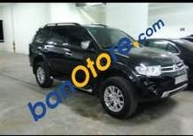 Cần bán xe Mitsubishi Pajero sản xuất năm 2016, màu đen