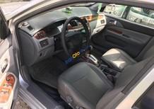 Cần bán gấp Mitsubishi Lancer Gala GLX 1.6AT sản xuất năm 2003, màu bạc